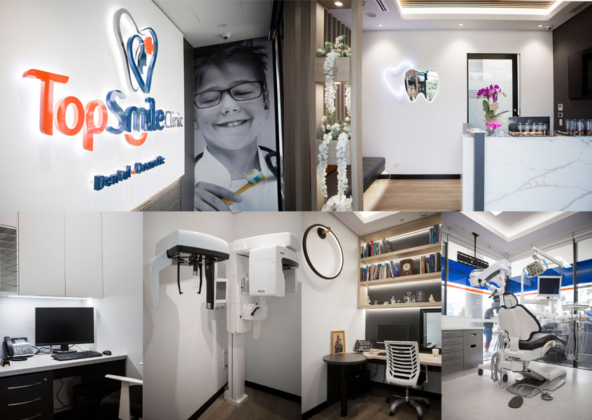 Mascot Dental | About Top Smile Clinic